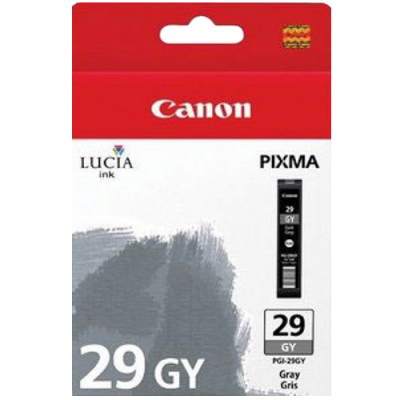 Canon PGI-29 GY Grey Ink Cartridge