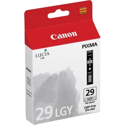 Canon PGI-29 LGY Light Grey Ink Cartridge