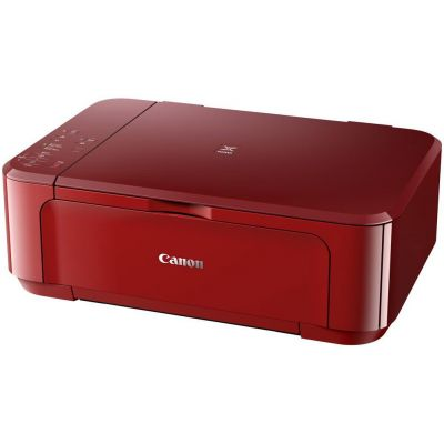 Canon PIXMA MG3640S Wireless All-in-One Inkjet Printer (Red)