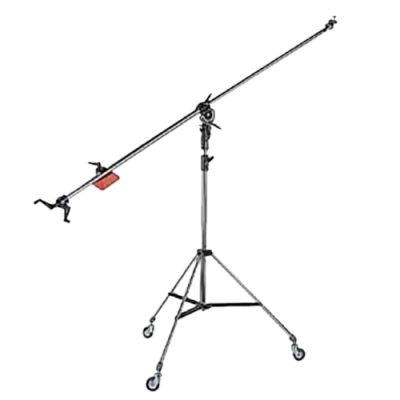 Manfrotto 025BS Super Boom with Cine Stand