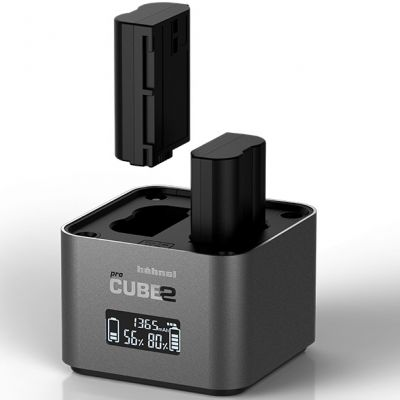 Hahnel ProCube 2 DSLR Charger for Nikon
