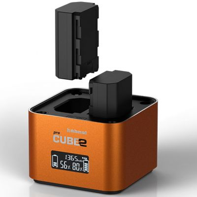 Hahnel ProCube 2 DSLR Charger for Sony