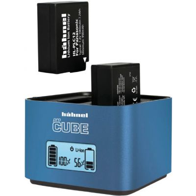 Hahnel ProCube DSLR Charger for Fujifilm & Panasonic
