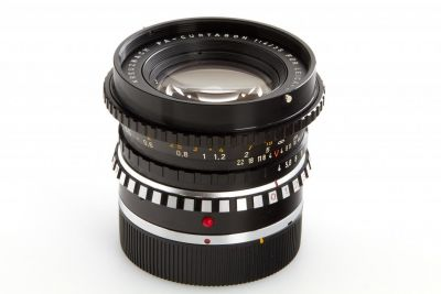 USED Leica PA-Curtagon R 35mm f/4 Lens - Rating 8/10 (S31183)