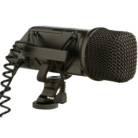 Rode Stereo VideoMic X/Y Stereo on-camera microphone