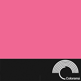 Colorama Backdrop - Rose Pink 84