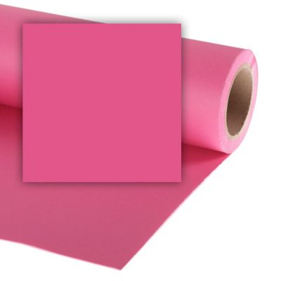 Colorama 1.35 x 11m Background Paper (Rose Pink)