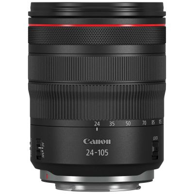 USED Canon RF 24-105mm f/4L IS USM Lens - Rating 7/10 (SH6137)