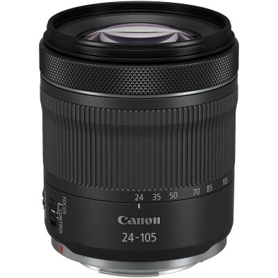USED Canon RF 24-105mm f/4-7.1 IS STM Lens - Rating 8/10 (S31657)