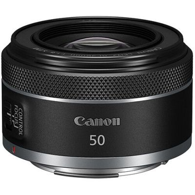 USED Canon RF 50mm f/1.8 STM Lens - Rating 8/10 (S31486)