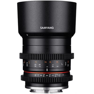Samyang 35mm T1.3 ED AS UMC CS Cine Lens (APS-C Sony E-Mount)