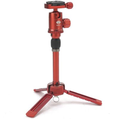 Sirui 3T-35R Table Top Tripod with Ball Head (Red)