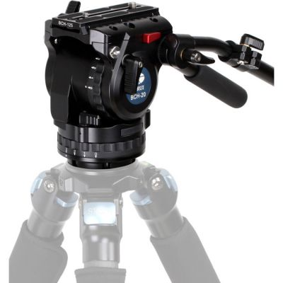 Sirui BCH-20 Fluid Video Head - 75mm Half Ball