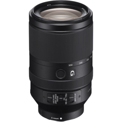 Sony FE 70-300mm f/4.5-5.6 G OSS Lens (E Mount)