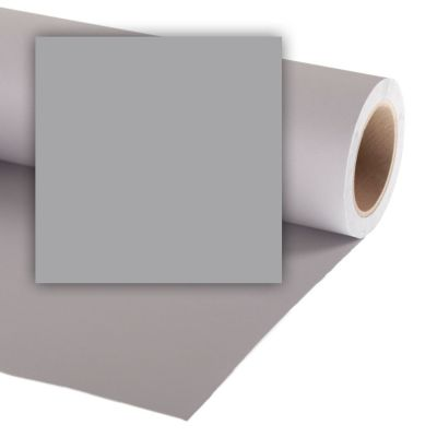 Colorama 3.55 x 30m Background Paper (Storm Grey)