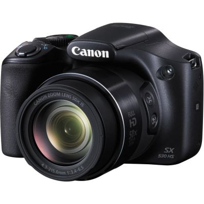 Refurbished Canon PowerShot SX530 HS Digital Camera (CANR112)