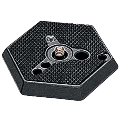 Manfrotto 030-14 Hexagonal Quick Release Plate