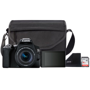 Canon EOS 250D DSLR Travel Camera Kit