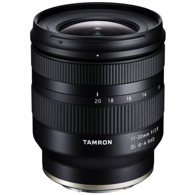 Tamron 11-20mm f/2.8 Di III-A RXD Lens for Sony E