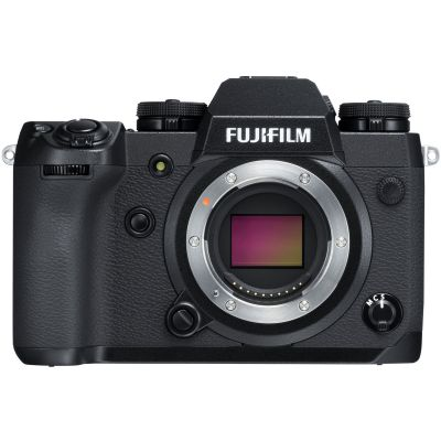 Fujifilm X-H1 Mirrorless Camera Body (Discontinued)
