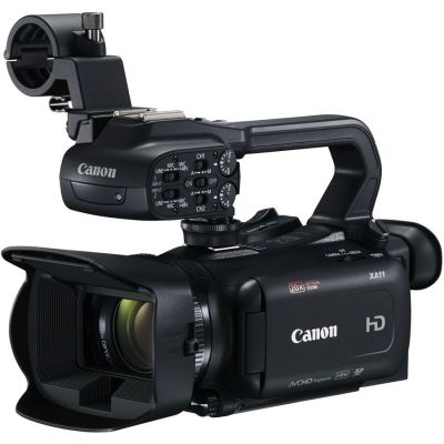 USED Canon XA11 Professional Camcorder - Rating 7/10 (S31976)