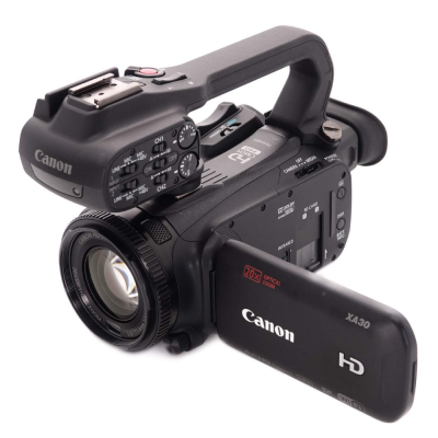 USED Canon XA30 Camcorder - Rating 8/10 (S31235)